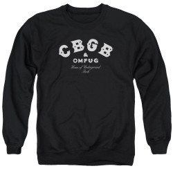 Image for CBGB Crewneck - Classic Logo