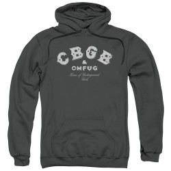 Image for CBGB Hoodie - Tattered Logo