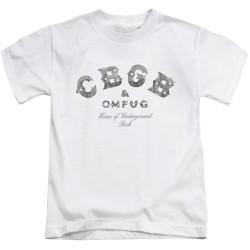 Image for CBGB Kids T-Shirt - Club Logo