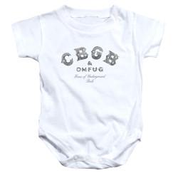 Image for CBGB Baby Creeper - Club Logo