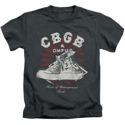 Image for CBGB Kids T-Shirt - High Tops