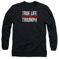 Image for Bloodsport Long Sleeve Shirt - True Story