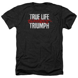 Image for Bloodsport Heather T-Shirt - True Story