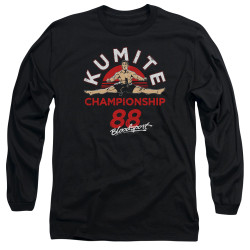 Image for Bloodsport Long Sleeve Shirt - Championship 88