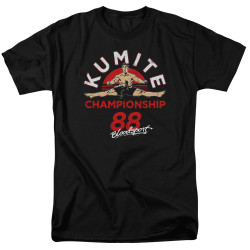 fe862308c4b3 Image for Bloodsport T-Shirt - Championship 88