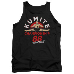 Image for Bloodsport Tank Top - Championship 88