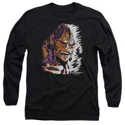 Image for Poltergeist II Long Sleeve Shirt - Kane Worm