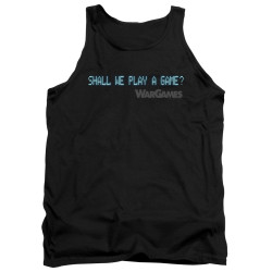 Image for Wargames Tank Top - Shall We