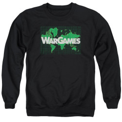 Image for Wargames Crewneck - Game Board