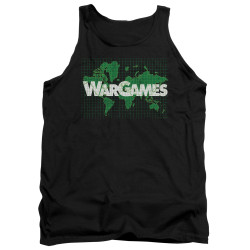 Image for Wargames Tank Top - Game Board
