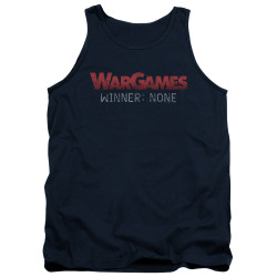 Image for Wargames Tank Top - No Winners
