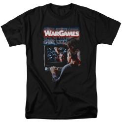 Image for Wargames T-Shirt - Poster