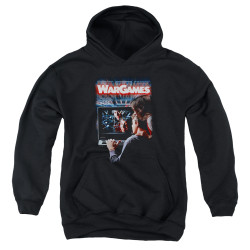 Image for Wargames Youth Hoodie - Poster