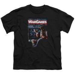 Image for Wargames Youth T-Shirt - Poster