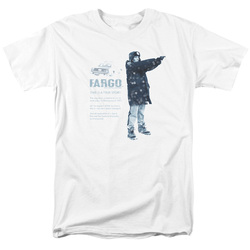 Image for Fargo T-Shirt - This Is A True Story