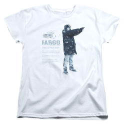 Image for Fargo Womans T-Shirt - This Is A True Story