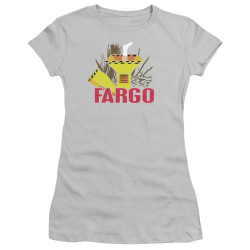Image for Fargo Girls T-Shirt - Woodchipper