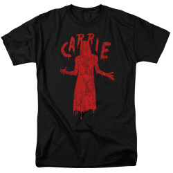Image for Carrie T-Shirt - Silhouette