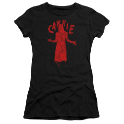 Image for Carrie Girls T-Shirt - Silhouette