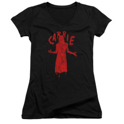 Image for Carrie Girls V Neck - Silhouette