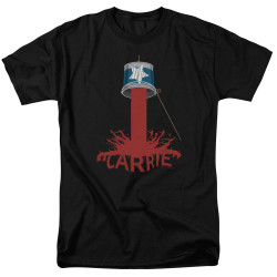 Image for Carrie T-Shirt - Bucket Of Blood