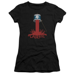 Image for Carrie Girls T-Shirt - Bucket Of Blood