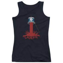Image for Carrie Girls Tank Top - Bucket Of Blood