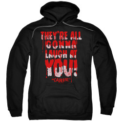 Image for Carrie Hoodie - Laugh At You