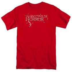 Image for Amityville Horror T-Shirt - Flies