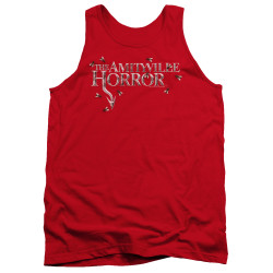 Image for Amityville Horror Tank Top - Flies