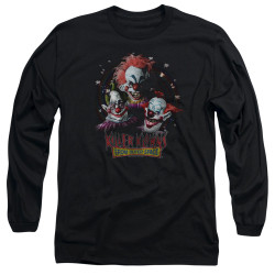 Image for Killer Klowns From Outer Space Long Sleeve Shirt - Killer Klowns