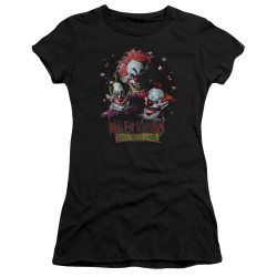 Image for Killer Klowns From Outer Space Girls T-Shirt - Killer Klowns