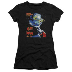 Image for Killer Klowns From Outer Space Girls T-Shirt - Invaders