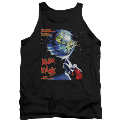 Image for Killer Klowns From Outer Space Tank Top - Invaders