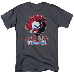 Image for Killer Klowns From Outer Space T-Shirt - Rough Clown