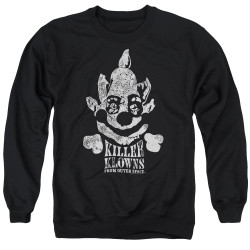 Image for Killer Klowns From Outer Space Crewneck - Kreepy