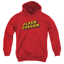 Image for Flash Gordon Youth Hoodie - Logo