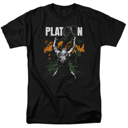 Image for Platoon T-Shirt - Graphic