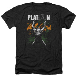 Image for Platoon Heather T-Shirt - Graphic