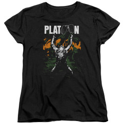 Image for Platoon Womans T-Shirt - Graphic