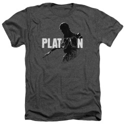Image for Platoon Heather T-Shirt - Shadow Of War