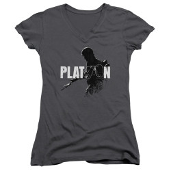 Image for Platoon Girls V Neck - Shadow Of War