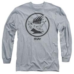 Image for Teen Wolf Long Sleeve Shirt - Wolf Head