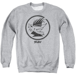 Image for Teen Wolf Crewneck - Wolf Head
