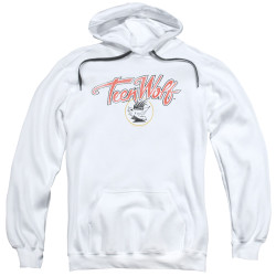 Image for Teen Wolf Hoodie - Poster Logo