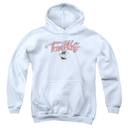 Image for Teen Wolf Youth Hoodie - Poster Logo