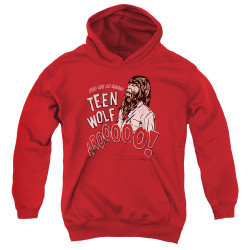 Image for Teen Wolf Youth Hoodie - Animal