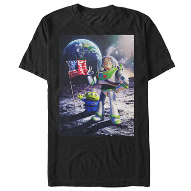 Image for Toy Story Cosmic Explorer T-Shirt