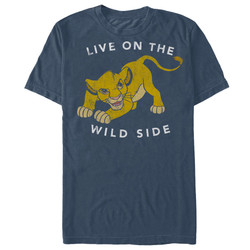 Image for The Lion King Wild One T-Shirt