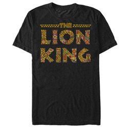 Image for The Lion King Logo T-Shirt